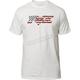 Optic White Flag Head X SS Basic T-Shirt