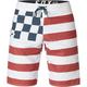 Rio Red Patriot Boardshorts