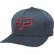 Navy/Red Lithotype FlexFit Hat