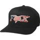 Black Flag Head X FlexFit Hat