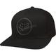 Black Clutch FlexFit Hat