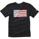 Youth Black Patriot SS T-Shirt