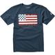 Youth Navy Patriot SS T-Shirt