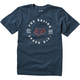 Youth Navy Clocked Out SS T-Shirt