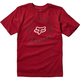 Youth Cardinal Clocked Out SS T-Shirt