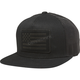 Youth Black Patriot Mesh Snapback Hat - 23008-001-OS
