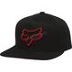 Youth Black Instill Snapback Hat - 23007-001-OS