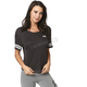 Women's Black Vintage Circa SS T-Shirt