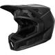 Raw Carbon/Black V3 Helmet