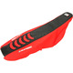 Black/Red Double Grip 3 Seat Cover - 1134HUS