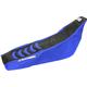 Black/Blue Double Grip 3 Seat Cover - 1232H