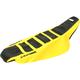 Black/Yellow Zebra Seat Cover - 1306ZUS
