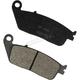 Semi-Metallic Severe Duty Brake Pads - FS-486