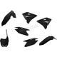 Black Complete Plastic Restyle Kit - 90865
