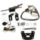 Tail Kit w/LED Turn Signals - 22-264LED-L