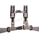 Universal Gray Seat Harness System - 4510-1246