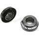 Gloss Black Fast Rear Wheel Spacers - 0222-0546