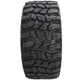 Front/Rear Coyote 27x11-12 All-Terrain Tire - CO27X1112