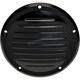 Black Milwaukee-Eight Ball-Mill Derby Cover - 203862B