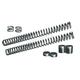 Black Lowered 49mm Fork Spring Kit - 890-27-103