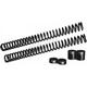 Black Heavy Duty 49mm Fork Spring Kit - 890-27-102