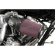 Satin Black RK-Series Aircharger Intake System - 57-1134