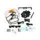 Tail Kit w/LED Turn Signals - 22-377LED-L