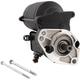 Black 1.2 Kilowatt Starter Motor - SHD0006