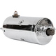 Chrome Prestolite Starter Motor - SHD0001-C