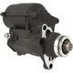 Black 1.4 Kilowatt Starter Motor - SHD0013