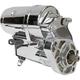 Chrome 2.4 Kilowatt Starter Motor - SHD0015-C