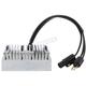 Chrome Voltage Regulator - AHD6010-C
