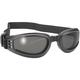 Black Nomad Goggles w/Smoke Lens - 4520