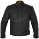 Black Hardy Wax Cotton Motorcycle Riding Jacket