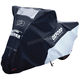 Black/Silver Rainex Deluxe Rain & Dust Motorcycle Cover
