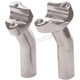 Chrome 4 1/2 in. Risers w/1 1/2 in. Pullback - 41101