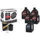 V-Twin Full Change Synthetic Oil Change Kit - 90-119015PB