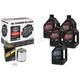 V-Twin Full Change Synthetic Oil Change Kit - 90-119015PC