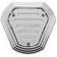 Chrome Hex Air Cleaner - B09-0012C
