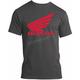 Charcoal Honda Wing T-Shirt