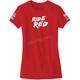 Women's Red Honda Ride Red T-Shirt