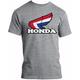 Heather Gray Honda RWB Retro Wing T-Shirt
