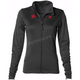 Women's Black Honda Light Poly-Tech Zip Jacket