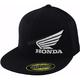 Youth Black Honda Snapback Hat - HL-725Y-0-BLK-O/
