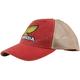 Red Honda Retro Vintage Wash Mesh Hat - HL-745-0-RD-O/S