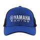 Royal/Black Yamaha Racing Two-Tone Trucker Hat