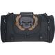 Black/Orange Skull Textile Touring Sissy Bar Bag - 2474.16