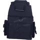 Black Textile Touring Luggage Bag - 2477.00