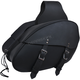 Black Leather Conceal And Carry Quick Release Saddlebags - 9574.00