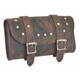 Antique Brown/Black Cowskin Leather Tool Bag - 9666.00